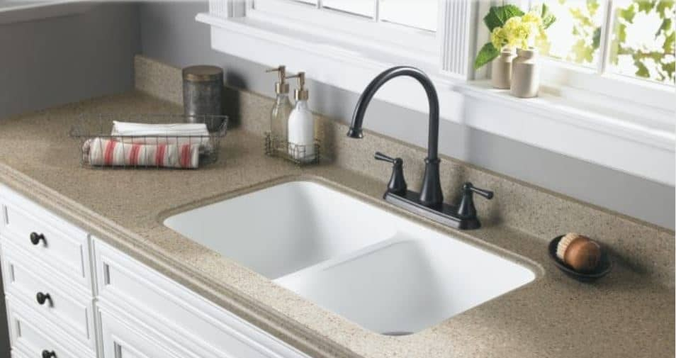 How To Install Undermount Kitchen Sink Granite Countertops